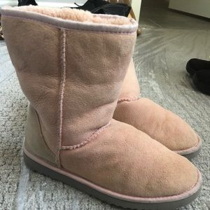 Uggs Ugg Light Pink